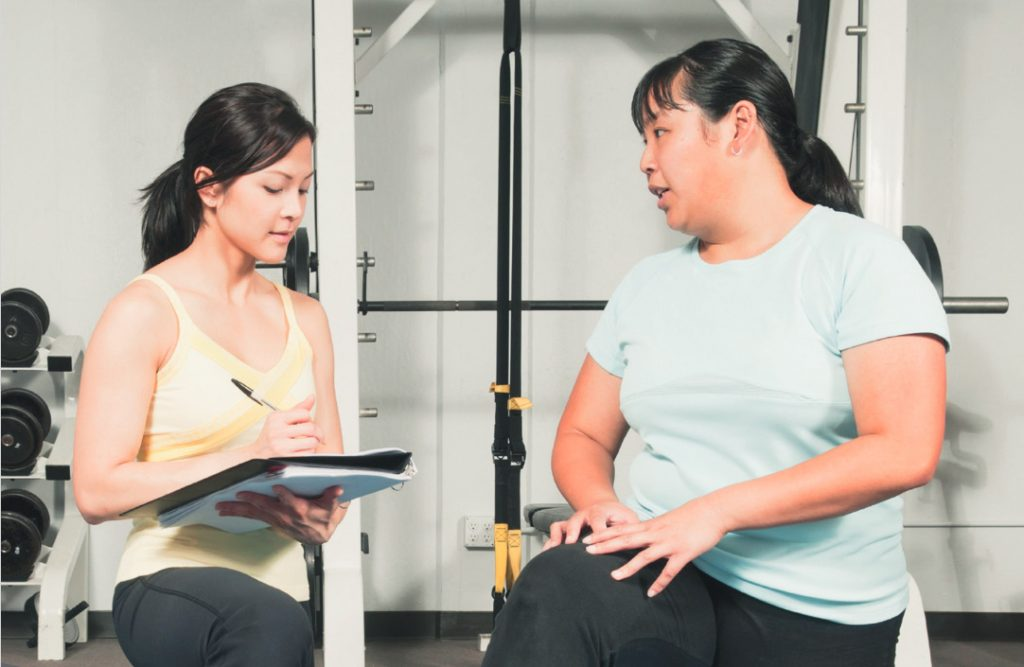Active IQ Level 4 Certificate in Physical Activity and Weight Management for Obese and Diabetic Clients / EQF Level 5